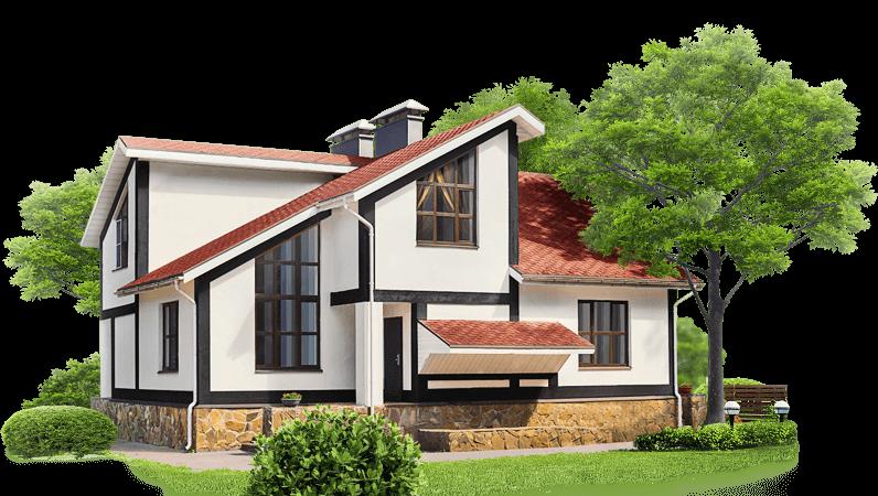 строиительство домов
