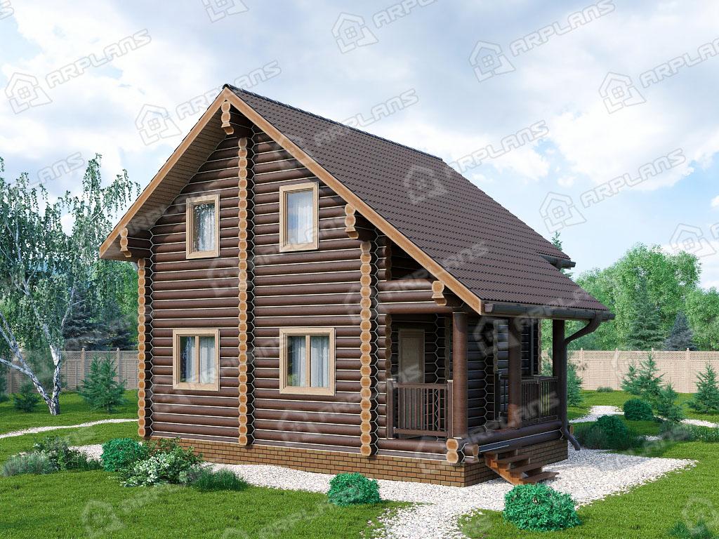 строительство домов бань из бруса