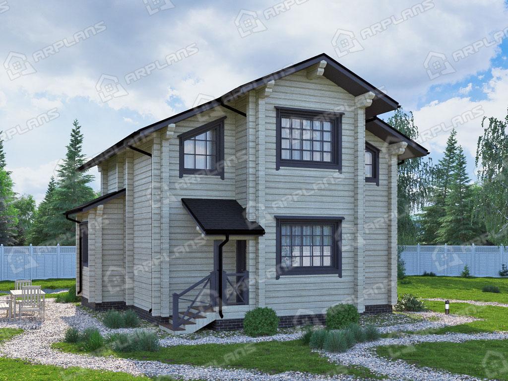 дома из бруса в Уфе