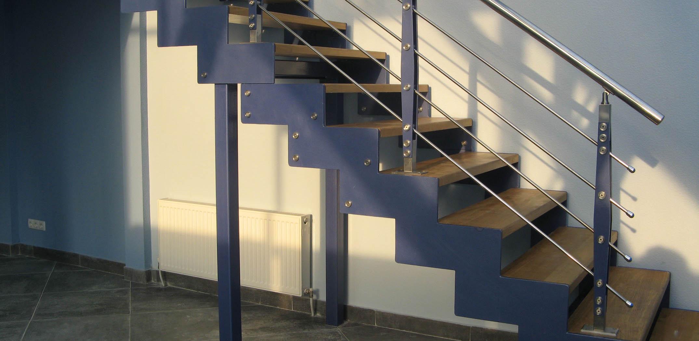 металлический лестницы