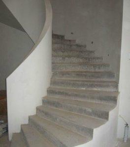 Лестницы: бетонные, монолитные, железные в Уфе