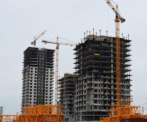 Строительство жилых домов в Уфе