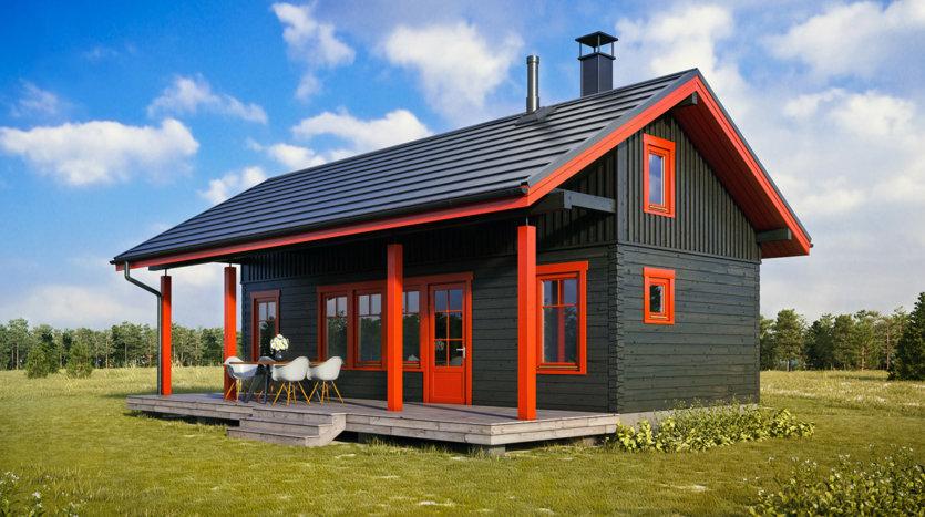 строительство домов из бруса под ключ проекты и цены в уфе
