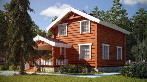 построить дом из бруса в уфе