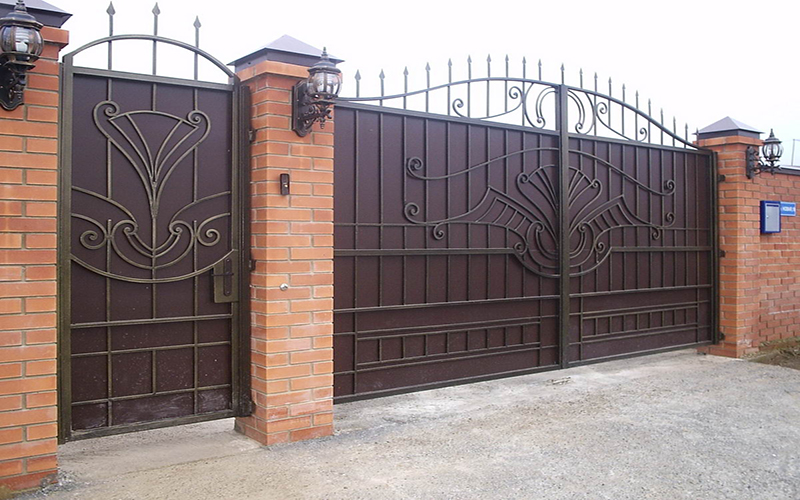 Установка ворот Уфа