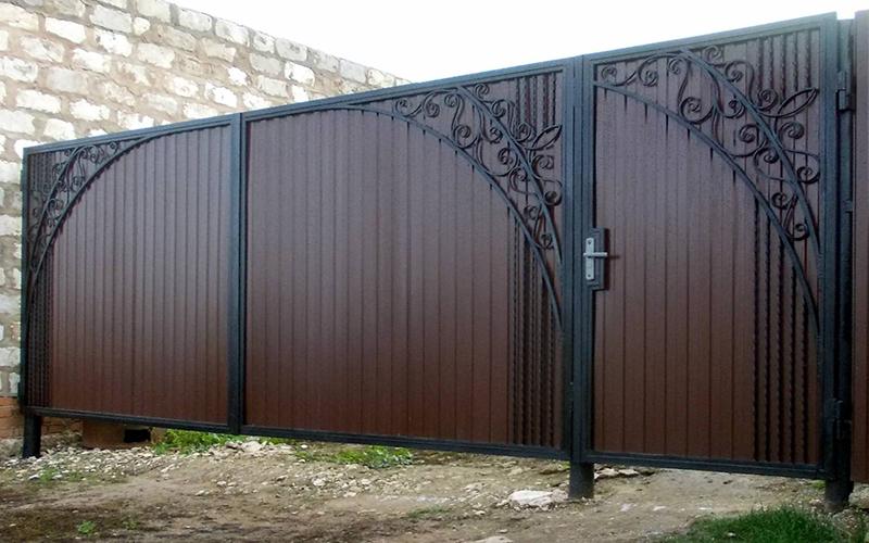 Купить ворота в Уфе