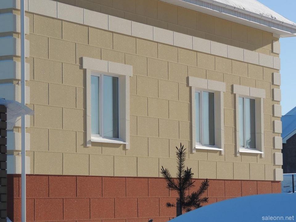 Утепление фасадов зданий в Уфе