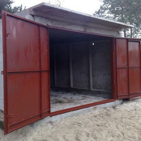 Изготовление металлических гаражей в уфе гараж купить в спб собственность