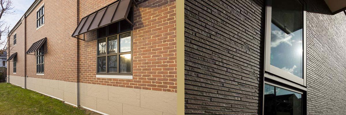 Отделка фасада,ремонт фасада в Уфе