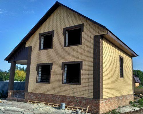 Строительство домов из газоблока в Уфе