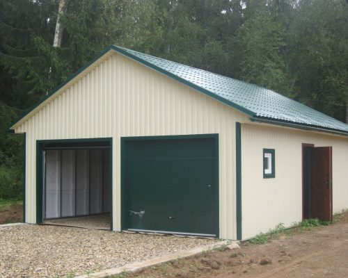 строительство гаража уфа