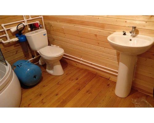 Водоснабжение частного дома под ключ в Уфе