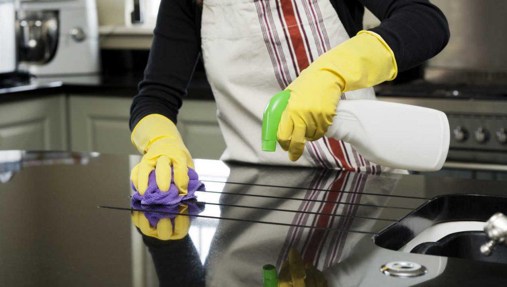 Уборка кухни уфа
