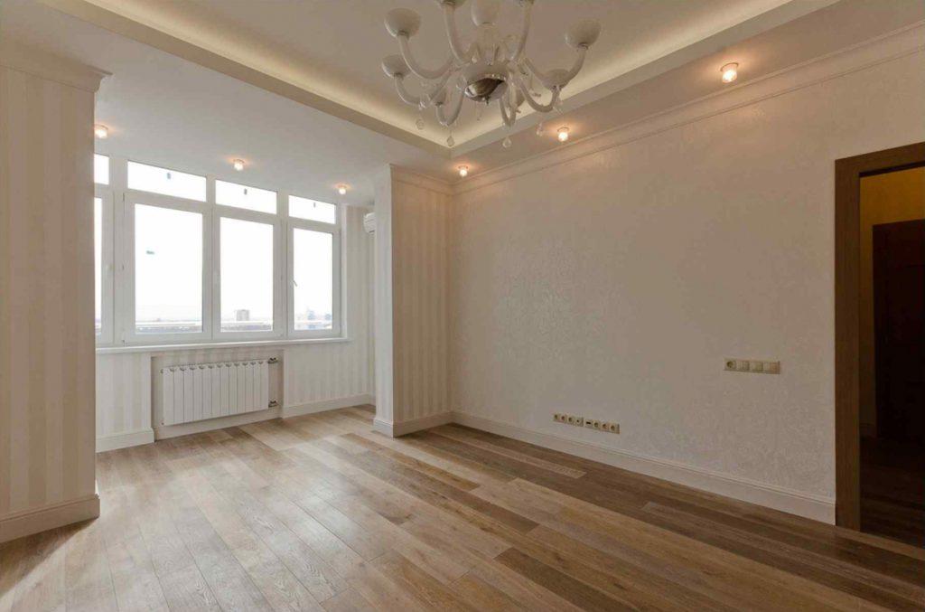 сколько стоит ремонт квартиры под ключ за квадратный метр