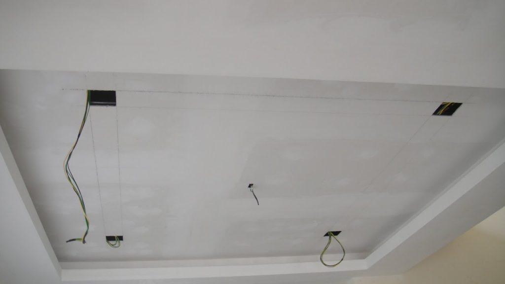шпаклевка потолка в Уфе