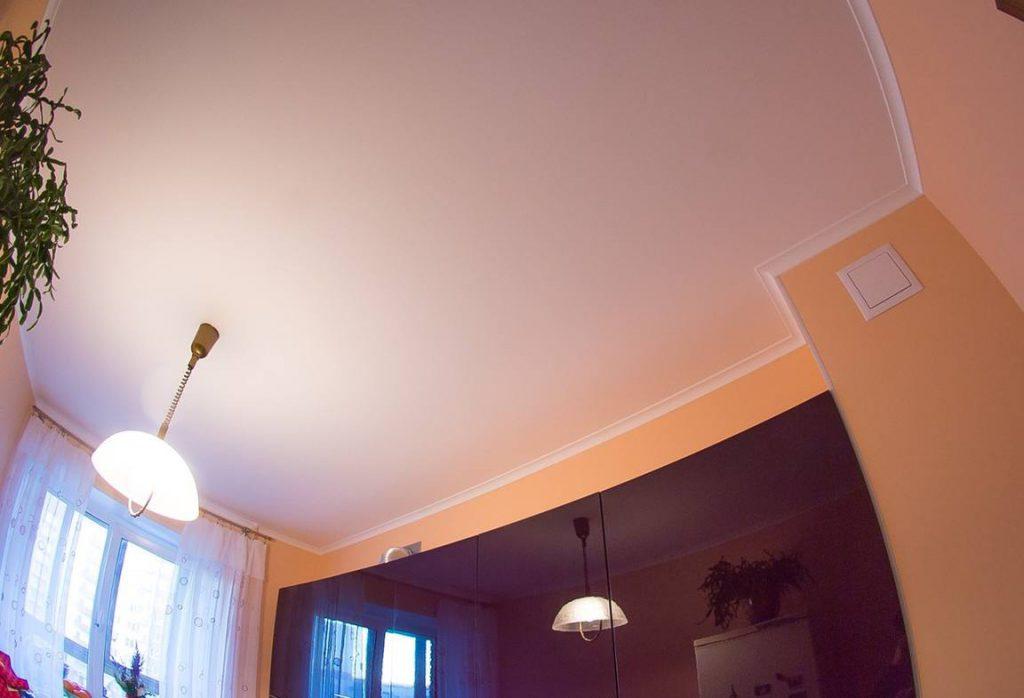 Покраска потолка в Уфе