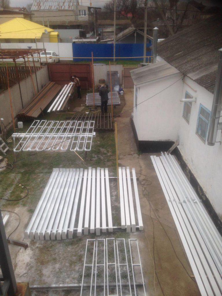 Металлические конструкции Уфа