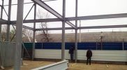 строительство ангаров в Уфе