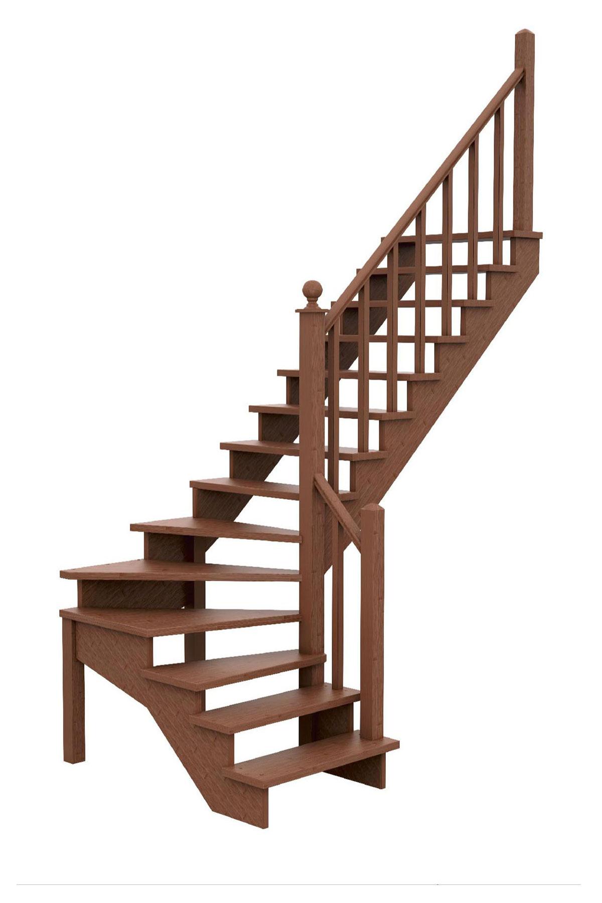 купить деревянную лестницу в Уфе