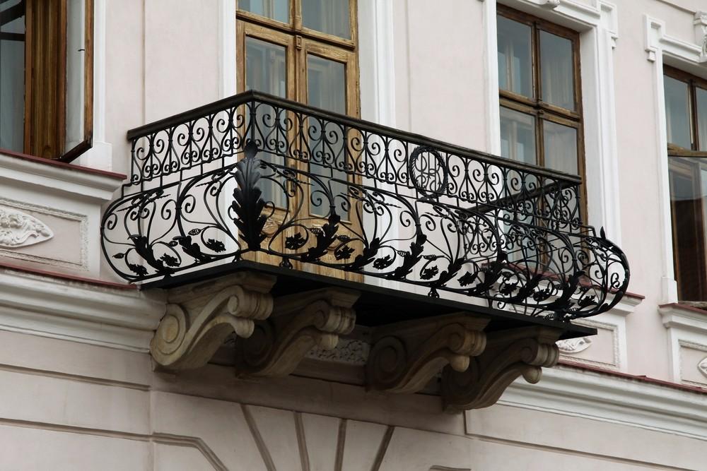 кованые балконы уфа